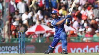 SRH vs MI, Live Cricket Score IPL 2015: Match 56 at Hyderabad