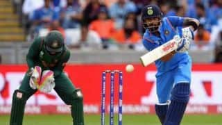 IND vs BAN, MATCh 40, Cricket World Cup 2019 Live Cricket Score Live Streaming Team Time in IST and where to watch on tv and online in india, India opt to bat first