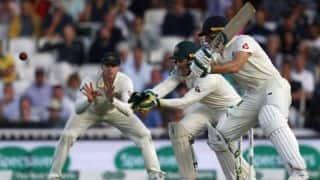The Ashes, Day-1: बटलर ने संभाली इंग्लैंड की डगमगाती पारी, इंग्लैंड-271/8