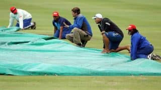 SA vs Aus 3rd Test: Rain washes out play after tea