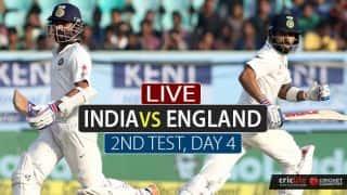 चौथे दिन का खेल खत्म: भारत ने कसा शिकंजा, इंग्लैंड जीत से अब भी 318 रन दूर