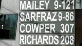 Ashes 1965-66: Bob Cowper hits the first triple century on Australian soil