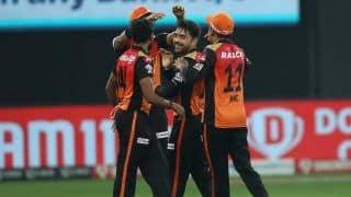 SRH vs KXIP 2020, IPL Today Match Report: Jonny Bairstow, Rashid Khan Star in Sunrisers Hyderabad's 69-run Win Over Kings XI Punjab
