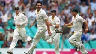 Live Score: Australia vs England, 5th Test, Day 2