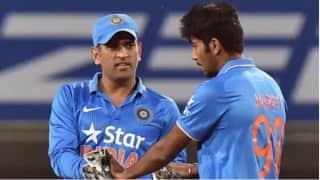 'माही भाई ने क्रीज पर रुककर शानदार बल्लेबाजी की'