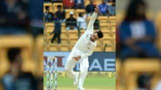 ऐतिहासिक टेस्ट के पहले दिन राशिद खान की हुई जमकर पिटाई