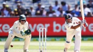 Would have liked to stay on till end of the day: Mayank Agarwal