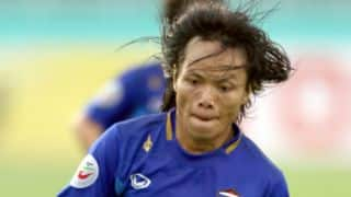 Asian Cup 2014: Indian women football team suffer 0-10 loss against Thailand