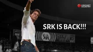 Shah Rukh Khan's Wankhede ban lifted by Mumbai Cricket Association