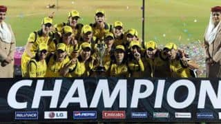 Southern stars wish Australian men's team