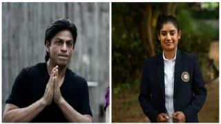 Shahrukh Khan apologises to Mithali Raj