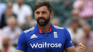 Liam Plunkett satisfied achieving 50 ODI wickets for England