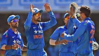 Live Cricket Score India vs Sri Lanka, 3rd ODI at Hyderabad: India win by 6 wickets; clinch series 3-0