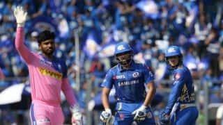 VIDEO: मुंबई के खिलाफ जीत हासिल कर प्लेऑफ की दौड़ में बने रहना चाहेगी राजस्थान