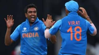 Ashwin: England's spin-woes has made things comfortable