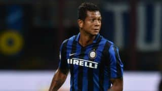 Fredy Guarin of Colombia joins Shanghai Greenland FC