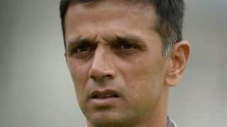 Rahul Dravid included in ICC Anti-Corruption Unit Oversight Group