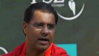 Bowling coach Waqar Younis to miss Pakistan's first ODI against Sri Lanka