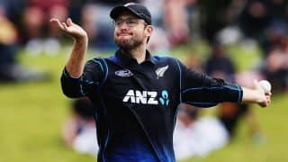Coach Daniel Vettori impressed with performance of England Lions spinners