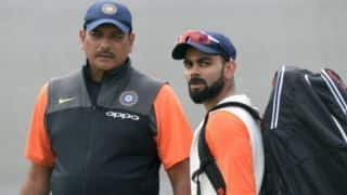 BCCI paid India coach Ravi Shastri Rs. 2.05 crore as advance payment for three months