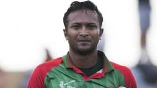 Nidahas Trophy 2018: Shakib Al Hasan reaches Sri Lanka to boost Bangladesh's morale