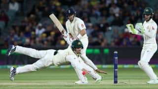 The Ashes 2017-18, 2nd Test: Brave Joe Root weathers Australia on Day 4; England need 178 more to level series