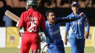 Do Afghanistan deserve Test cricket status more than Zimbabwe?