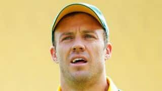 AB de Villiers' epic fail!