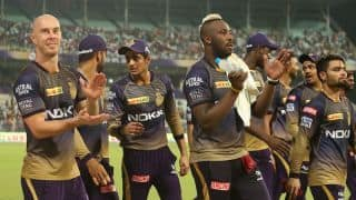IPL 2019 points table, Orange Cap and Purple Cap holders: Updated after KKR beat MI