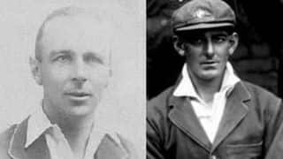Ashes 1921: Jack Gregory and Ted McDonald blow England away within two days at Nottingham