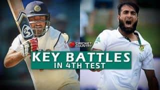 India vs South Africa 2015, 4th Test at Delhi: Key battles in Gandhi-Mandela Series 2015 clash