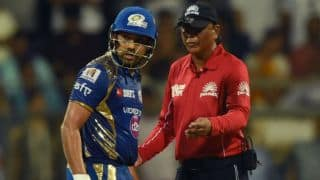 'Nothing wrong with Rohit's reaction,' says Rahane after RPS' win over MI
