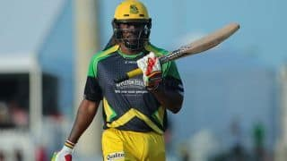 Chris Gayle returns to Jamaica Tallawahs
