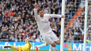 UEFA Champions League: Cristiano Ronaldo goal helps Real Madrid reach quarterfinal