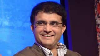 Sourav Ganguly to become India's team director: Reports
