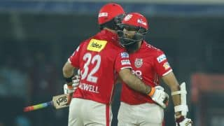 IPL 2017: Clinical Kings XI Punjab (KXIP) thrash Royal Challengers Bangalore (RCB) by 8 wickets in IPL 10, Match 8