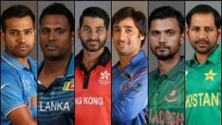 The Asia Cup quiz