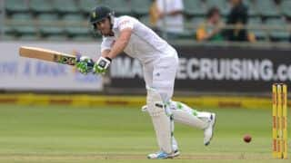 Dean Elgar and Faf du Plessis record highest 2nd-wicket stand for South Africa against Sri Lanka