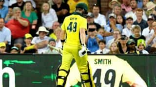 Hohns hints at AUS ODI squad revamp following ENG series defeat