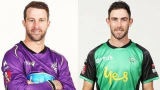 Big Bash League: Glenn Maxwell to lead Melbourne Stars, Matthew Wade named captain of Hobart Hurricanes