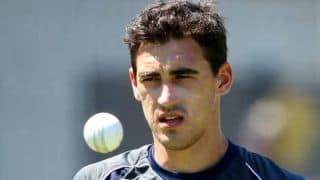 Mitchell Starc uncertain on comeback timeframe, will miss ICC World T20 2016