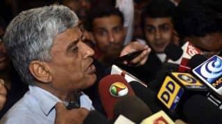N Srinivasan's confidant, Sanjay Patel, suspended from Baroda Cricket Association