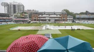 England vs Sri lanka 2016, 3rd Test at Lords: Day 4 start delayed due to rain, early lunch taken