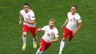 Euro 2016: Jakub Blaszczykowski scores as Poland beat Ukraine to finish runners up in Group C