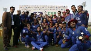 Afghanistan vs Ireland, 1st ODI, Greater Noida: Live telecast on Doordarshan (DD)