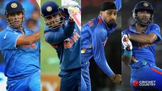 Why it was right to hand MS Dhoni India captaincy ahead of Yuvraj Singh, Virender Sehwag, Harbhajan Singh