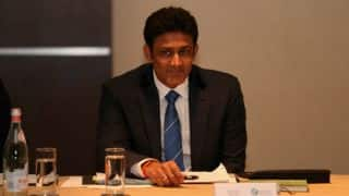 Anil Kumble first Indian coach since Kapil Dev in 1999-2000