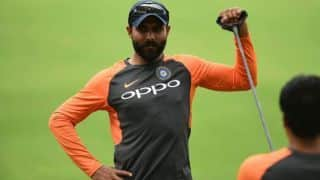 Ravindra Jadeja declared fit for Boxing Day Test