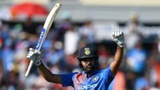 Sachin Tendulkar, Virender Sehwag congratulate Rohit Sharma for his 3rd T20I ton