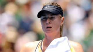 Maria Sharapova: Failed dope test during this year's Australian Open